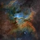 NGC6188,                                Jonathan Durand