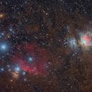 Orion southern region,                                Jenafan