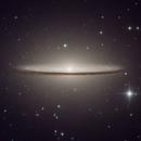 The Sombrero Galaxy,                                Glenn C Newell