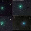 7 days follow up on comet 46p/Wirtanen,                                andrealuna