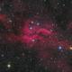 DWB111 – Propeller Nebula,                                Peter Folkesson