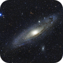 M31 The Great Andromeda,                                Edward Overstreet