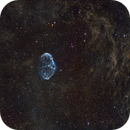 Crescent Nebula SHO,                                Scott Richards