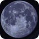 Full Moon, and many high clouds 8-),                                Silkanni Forrer