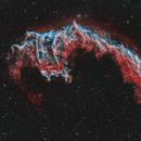 Eastern Veil Nebula deep integration,                                raguramm