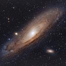 M31,                                  Andrea Marinelli
