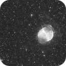 Messier 27,                    astronono