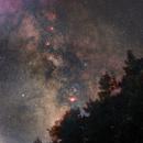 Suburban Milky Way Core,                                drivingcat