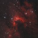 Cave Nebula,                                Morris Yoder