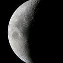 Lune entière prise au smartphone ,                                ndesmoul