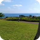 Christmas Day in Okinawa.,                                astropical