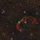 NGC6888,                                John Bozeman