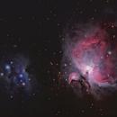 M42 Orion, Sh2-279 Running Man,                                Roberto Sartori