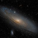 Great Andromeda nebula,                                Ulli_K