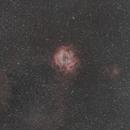 Wide Field - HOO Rosette,                                rayzor