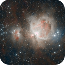 M42&IC434,                                Chien-Yu Chen