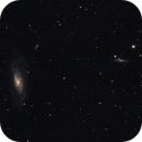 M106 and Surrounding Galaxies,                                Gregg