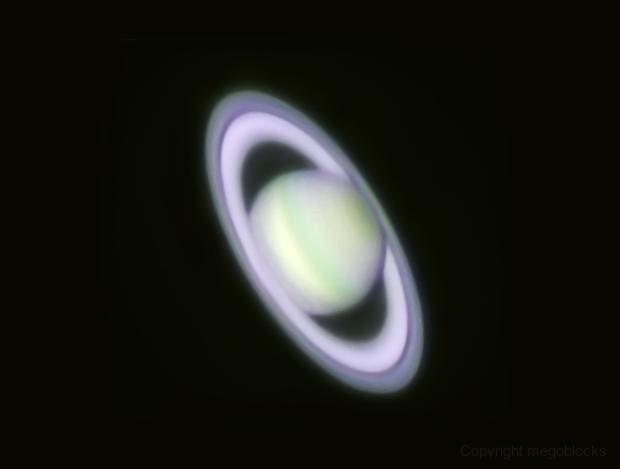 Saturn,                                megoblocks