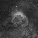 NGC 3199 - Gas Vortex in Carina,                                Uri Abraham
