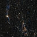 Veil Nebula,                                Gorkem K. Oz