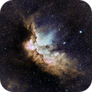 Off to see the Wizard Nebula,                                Frank Kane