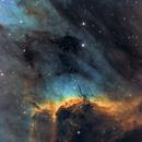 IC5070  Herbig–Haro HH555.  SHO,                                  Константин
