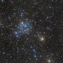 M35 & NGC2158,                                Bart Delsaert