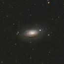 M63 Sunflower Galaxy,                                TimothyTim