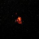 M17 = Omega Nebula (Wide Field),                                Gary JONES