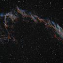 Eastern Veil Nebula NGC 6992,                                Jay Michael