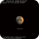 First Mars of 2020,                                Fábio