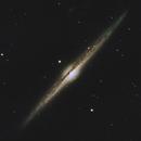NGC4565,                                Frédéric Tapissier