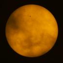 ISS Solar Transit 13th June 2021,                                Stephen Kirk