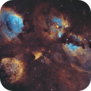 NGC6334 SHO,                                Christopher Gomez