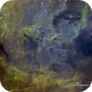 Nebulosa del Tulipan en SHO,                                Alejandro