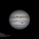 Jupiter (IO/GRS Transit),                                Robert Van Vugt