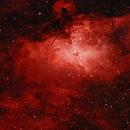 The Eagle Nebula (M16),                                Carl Crum