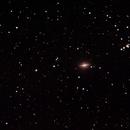 Messier 104 - wide field,                                  AC1000