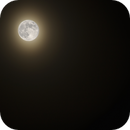 Moon and Jupiter April 30 2018,                                Robert Eder