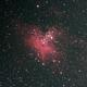 Messier 16 Adlernebular,                                Anton