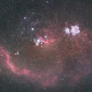 Orion Molecular Cloud,                                Jeff Ball