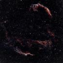 Veil nebula and the Cygnus Loop,                                Kabir Jami