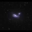 NGC4490/4485 - another peculiar galaxy pair,                                Göran Nilsson