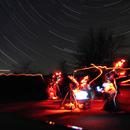 Star Trail over CM Cocket, VA,                                millert011