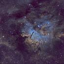 NGC 6823,                                nwsorin