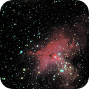 The Eagle Nebula,                                Matthew Abey