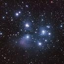 Messier 45,                                Adrie Suijkerbuijk