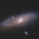 M31 Andromeda Galaxy - in 3D :-),                                helios