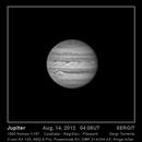 El retorno de una vieja amiga: la Gran Mancha Roja de Júpiter,                                SERGIT