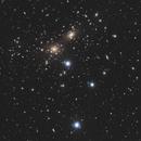 Galactic Panorama in Coma Berenices,                                Malik